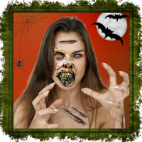 Zombie Camera Photo Booth