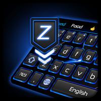 Blue Tech Keyboard