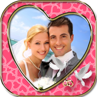 Wedding Day Photo Frames App