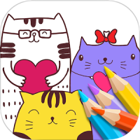 Coloring Book for Kids & Family by Fun Color Games