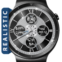 Diamond Glam HD Watch Face Widget & Live Wallpaper