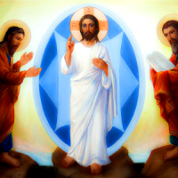 Transfiguration of Jesus Christ by St. Augustine
