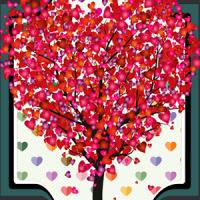 Valentine Photo Collage