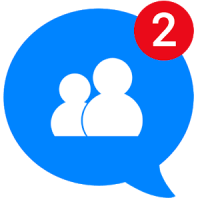 Messenger App for Messages,Chat,Video,Text,Call ID