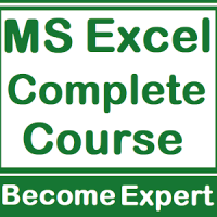 Learn MS Excel (Basic & Advance Course)