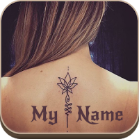Tattoo Name On My Photo