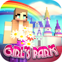 Girls Theme Park Craft