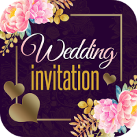 Wedding Invitation Card Maker - Creator (RSVP)