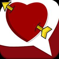 Amor em frases românticas e mensagens de paixão.
