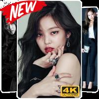 Jennie Kim Blackpink Wallpaper KPOP Fans HD