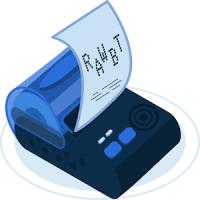 RawBT driver for thermal ESC/POS printer