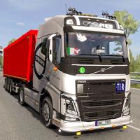 US Heavy Grand Truck Cargo 3D Driver