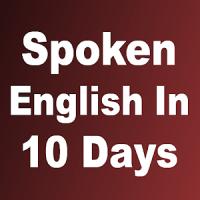 Spoken English in 10 days
