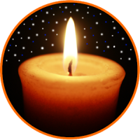 NIGHT CANDLE ️ GUIDED MEDITATION SLEEP