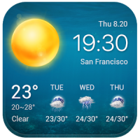 Local Weather Widget&Forecast