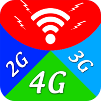 Signal Strength 3G, 4G, 5G, WiFi - Speed Test