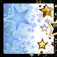 Stars Photo Collage