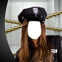 Police Photo Montage