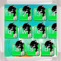 Lovely Kitty Keyboards
