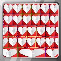 Lovely Hearts Keyboards