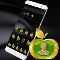 Black Apple Simple Theme