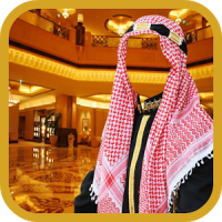 Arab Man Suit Photo Maker