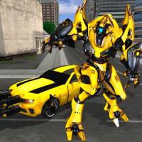 Futuristic Robo War