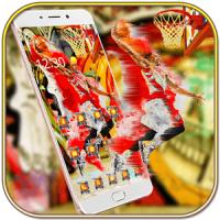 Passion Street Graffiti Basketball Theme Jersey