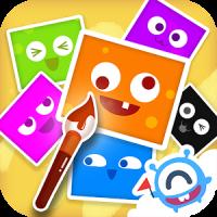 Colors Baby Fun Magic Coloring & Painting Game