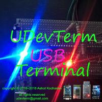 Interactive USB Color Terminal