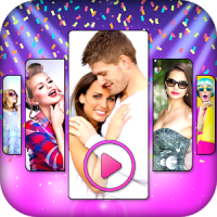 Photo Video Maker with Music Slideshow Maker