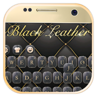 Black Leather Noble Keyboard
