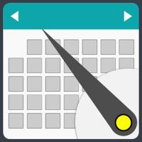Weight Calendar