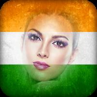 Indian Flag Photo Frames