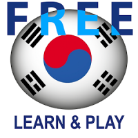 Learn and play. Korean words - vocabulary & games