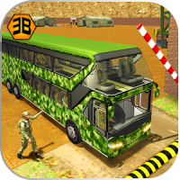 Army Bus Driving 2019