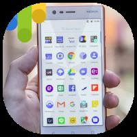 Launcher Theme for Nokia 3