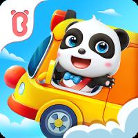 Baby Panda's School Bus