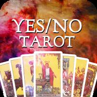 Sí o no hay tarjeta del tarot