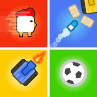 2 3 4 Player Mini Games
