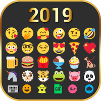 Emoji Keyboard Cute Emoticons