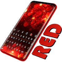 Red Keyboard Themes & Wallpapers