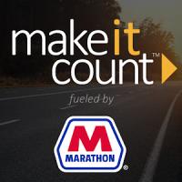 MakeItCount at Marathon