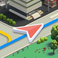 Offline GPS Navigation, Traffic & Maps by Karta