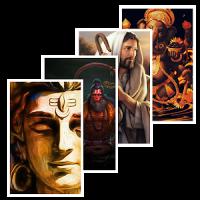 4K God Wallpapers