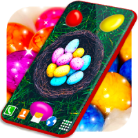 Easter Eggs Live Wallpaper 4K Wallpapers Themes