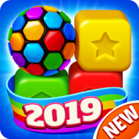 Toy Brick Crush - Addictive Puzzle Matching Game