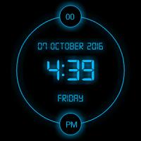 LED Digital clock LWP