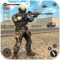 Counter Terrorist FPS Army Shooting