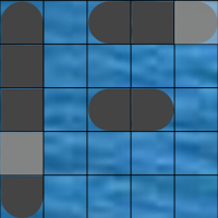 Find the ships - Solitaire